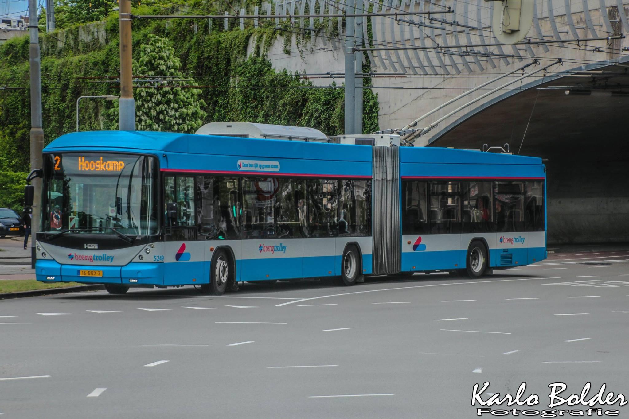 Vanaf 1 juli geen contant geld meer in de bus