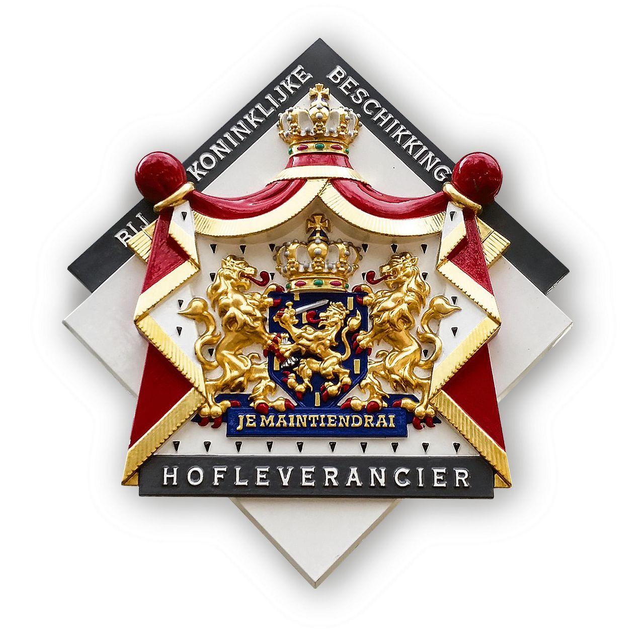 Bakkerij Hilvers bij Koninklijke Beschikking Hofleverancier